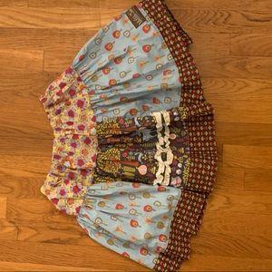 Matilda Jane boutique skirt 12